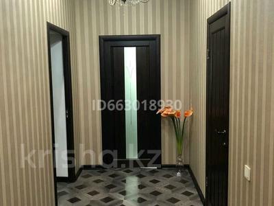 3-комнатная квартира, 115 м², 1/3 этаж, мкр Атырау, Микрорайон Атырау 14/1 за 25 млн 〒