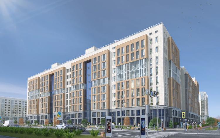 2-комнатная квартира, 63.5 м², 6/9 этаж, А. Байтурсынова 85 за 15.5 млн 〒 в Нур-Султане (Астана), Алматы р-н