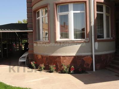 5-комнатный дом, 432.1 м², 4.89 сот., Аскарова — Бобек за 155 млн 〒 в Алматы, Бостандыкский р-н — фото 22
