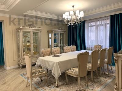 5-комнатный дом помесячно, 400 м², Шайкенова 14 — Джандосова за 700 000 〒 в Алматы, Ауэзовский р-н — фото 2