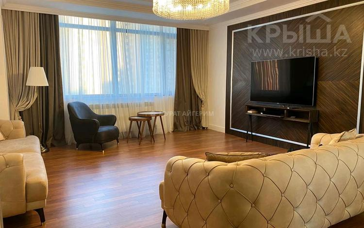 5-комнатная квартира, 188 м², 11/30 этаж, Р.Кошкарбаева 2 за 111 млн 〒 в Нур-Султане (Астане), Алматы р-н