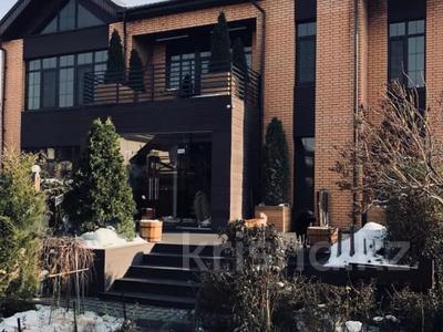 8-комнатный дом, 500 м², 10 сот., Ходжанова — Жарокова за 490 млн 〒 в Алматы, Бостандыкский р-н — фото 18