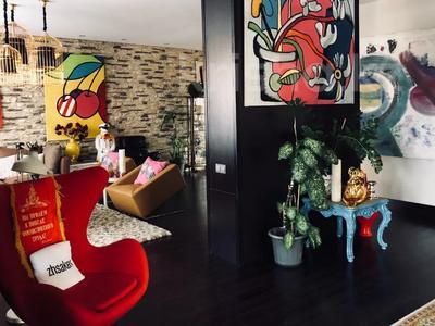8-комнатный дом, 500 м², 10 сот., Ходжанова — Жарокова за 490 млн 〒 в Алматы, Бостандыкский р-н — фото 3