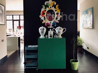 8-комнатный дом, 500 м², 10 сот., Ходжанова — Жарокова за 490 млн 〒 в Алматы, Бостандыкский р-н — фото 7