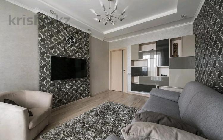 3-комнатная квартира, 120 м², 3 этаж посуточно, Батыс 2 12к2 за 15 000 〒 в Актобе, мкр. Батыс-2