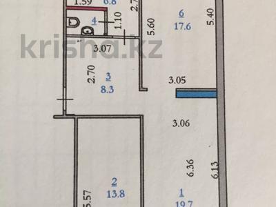 Магазин площадью 70 м², М. Оспанова 58 — ул. Бр. Жубановых за 25 млн 〒 в Актобе, мкр 8 — фото 2