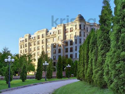 5-комнатная квартира, 160 м², 2/7 этаж, мкр Мирас, Аскарова Асанбая — Аль-Фараби за 100.8 млн 〒 в Алматы, Бостандыкский р-н