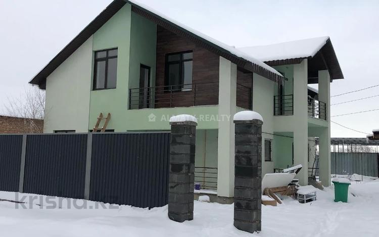 5-комнатный дом, 200 м², 7 сот., Абдигулова 2А за 42 млн 〒 в Бельбулаке (Мичурино)