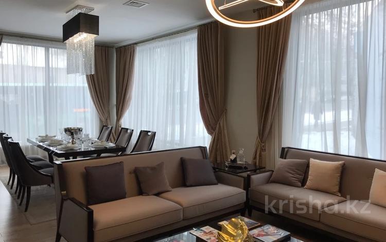 3-комнатная квартира, 100 м², 2/16 этаж, Гагарина 233 за 57 млн 〒 в Алматы, Бостандыкский р-н