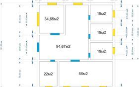 5-комнатный дом, 520 м², 10 сот., Қызылорда тас жолы 1 — 1 за 10 млн 〒 в Туркестане