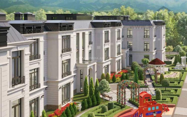2-комнатная квартира, 103.88 м², 2/3 этаж, Мкр. Дарын за ~ 78.7 млн 〒 в Алматы, Бостандыкский р-н