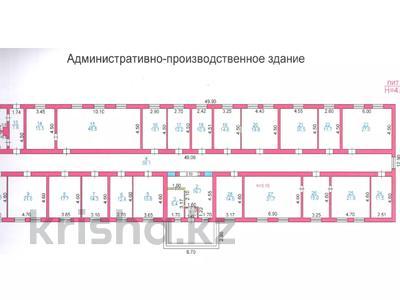 Здание, площадью 640 м², Сатпаева 19 за 55 млн 〒 в Караганде, Казыбек би р-н — фото 2