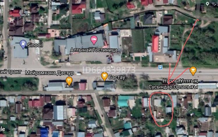 4-комнатный дом, 110 м², 8 сот., улица Жибек Жолы 30 за 20.5 млн 〒 в Туздыбастау (Калинино)