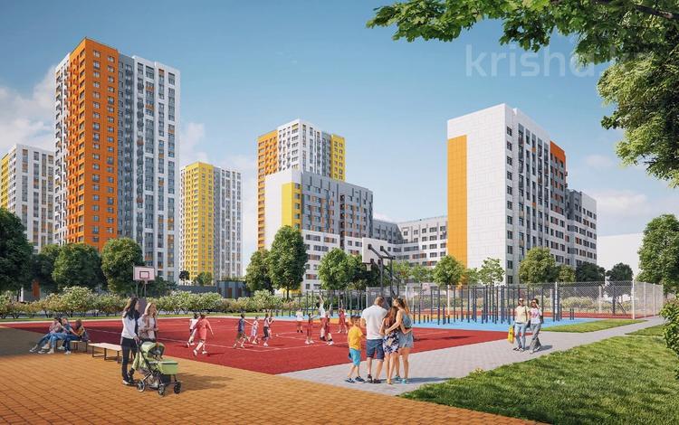 3-комнатная квартира, 82.93 м², Е-22 2 — E-51 за ~ 22.2 млн 〒 в Нур-Султане (Астана), Есиль р-н