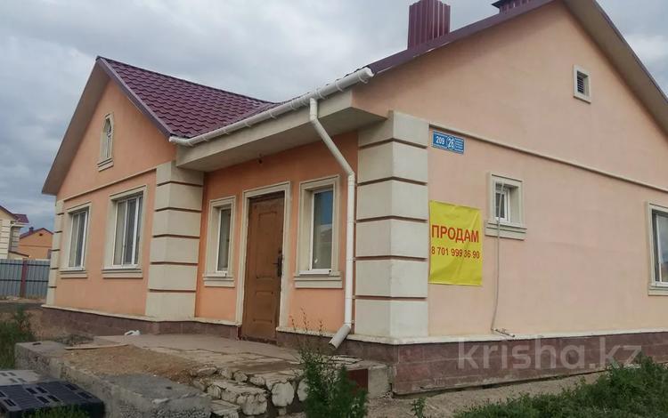 3-комнатный дом, 90 м², 10 сот., Уркер за 25 млн 〒 в Нур-Султане (Астана), Есиль р-н