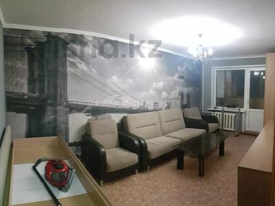 1-комнатная квартира, 34 м², 3/5 этаж помесячно, мкр Казахфильм 6 за 110 000 〒 в Алматы, Бостандыкский р-н
