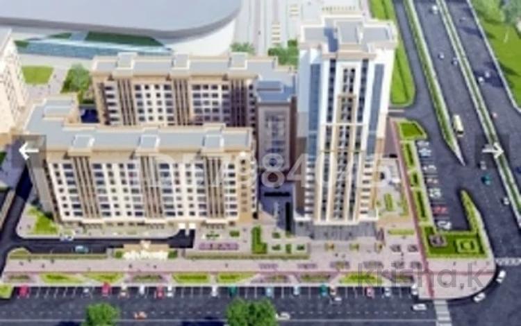 2-комнатная квартира, 77 м², 4/8 этаж, Туран 38/1 за 33 млн 〒 в Нур-Султане (Астана), Есиль р-н