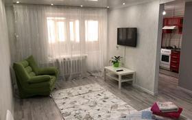 1-комнатная квартира, 33 м², 2/5 этаж посуточно, 11 мкр 14 за 6 500 〒 в Актобе, мкр 11