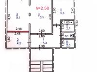 Магазин площадью 43.5 м²