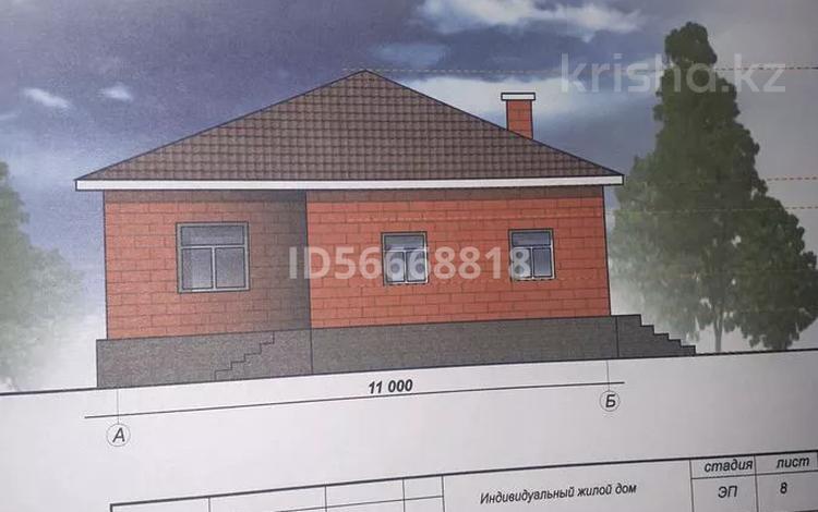 4-комнатный дом, 120 м², 10 сот., Майбалық 7 за 20 млн 〒 в