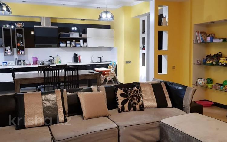 3-комнатная квартира, 111 м², 3/9 этаж, Абая за ~ 45 млн 〒 в Алматы, Ауэзовский р-н