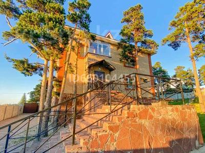 6-комнатный дом посуточно, 400 м², Советская улица 28 за 100 000 〒 в Бурабае