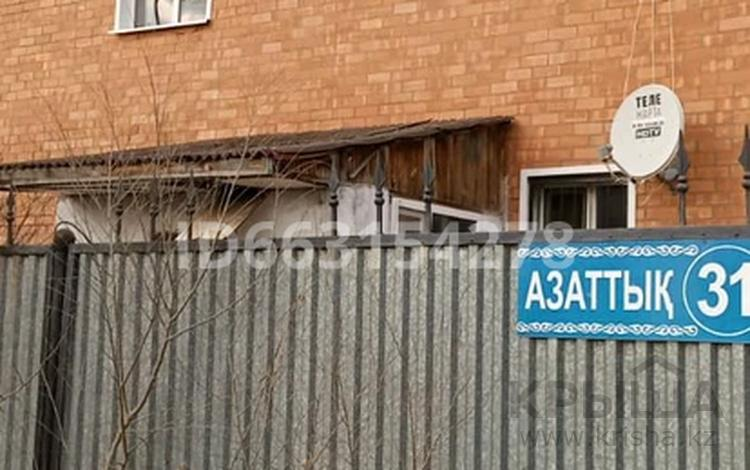 5-комнатный дом, 200 м², 10 сот., Азаттык за 30 млн 〒 в Косшы