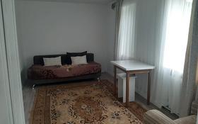 1-комнатный дом помесячно, 23 м², Карасай батыра — Исаева за 60 000 〒 в Алматы, Алмалинский р-н