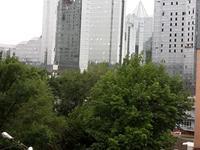 2-комнатная квартира, 50 м², 4/5 этаж посуточно, мкр Самал-3, Назарбаева 229 — Бектурова за 12 000 〒 в Алматы, Медеуский р-н