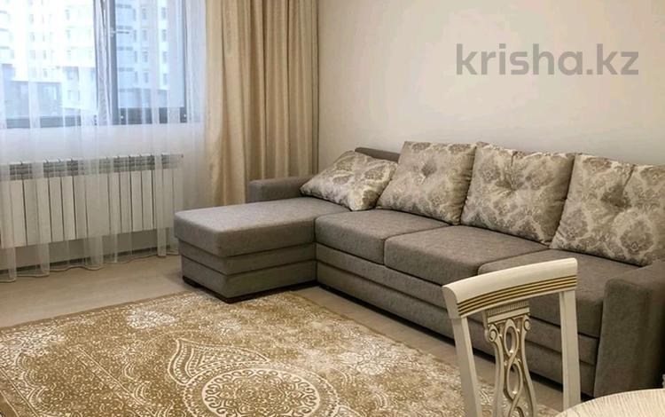 2-комнатная квартира, 50 м² помесячно, Нажимеденова 4 за 210 000 〒 в Нур-Султане (Астана), Алматы р-н