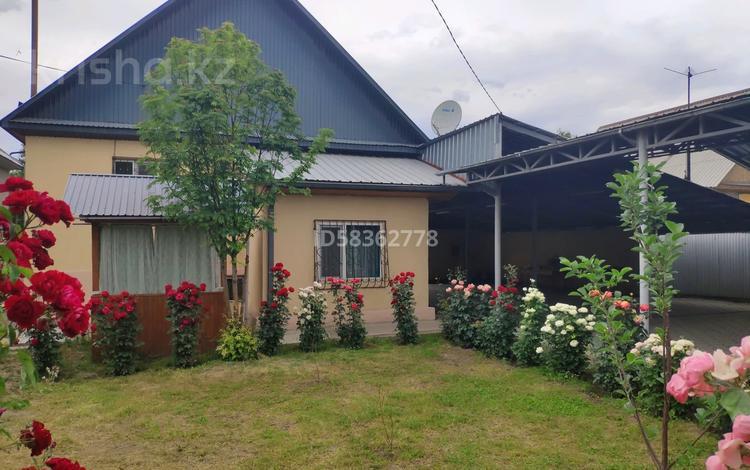 5-комнатный дом, 160 м², 9 сот., улица Момышулы 38 за 35 млн 〒 в Бесагаш (Дзержинское)