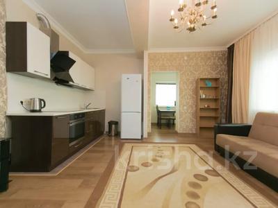 3-комнатная квартира, 130 м², 11/41 этаж посуточно, Достык 5 — Акмешет за 20 000 〒 в Нур-Султане (Астана), Есиль р-н — фото 2