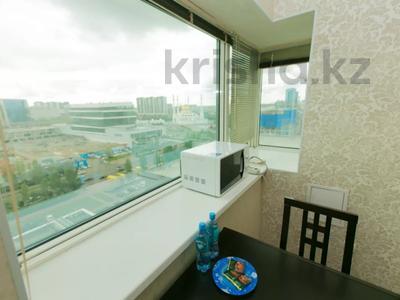 3-комнатная квартира, 130 м², 11/41 этаж посуточно, Достык 5 — Акмешет за 20 000 〒 в Нур-Султане (Астана), Есиль р-н — фото 10
