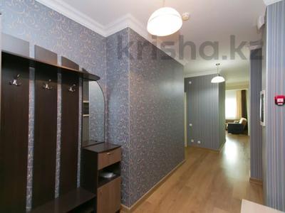 3-комнатная квартира, 130 м², 11/41 этаж посуточно, Достык 5 — Акмешет за 20 000 〒 в Нур-Султане (Астана), Есиль р-н — фото 11