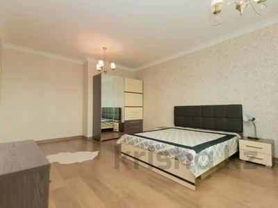 3-комнатная квартира, 130 м², 11/41 этаж посуточно, Достык 5 — Акмешет за 20 000 〒 в Нур-Султане (Астана), Есиль р-н — фото 4