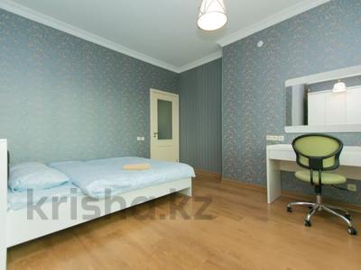 3-комнатная квартира, 130 м², 11/41 этаж посуточно, Достык 5 — Акмешет за 20 000 〒 в Нур-Султане (Астана), Есиль р-н — фото 6
