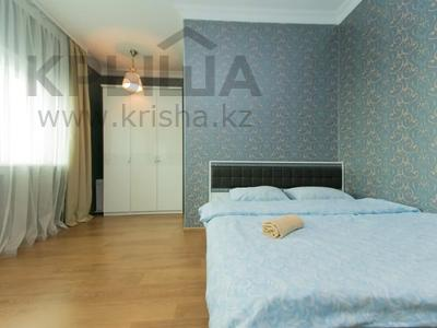 3-комнатная квартира, 130 м², 11/41 этаж посуточно, Достык 5 — Акмешет за 20 000 〒 в Нур-Султане (Астана), Есиль р-н — фото 8