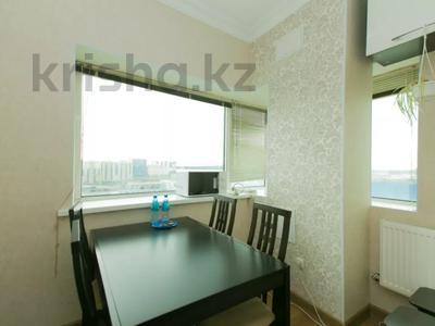 3-комнатная квартира, 130 м², 11/41 этаж посуточно, Достык 5 — Акмешет за 20 000 〒 в Нур-Султане (Астана), Есиль р-н — фото 9