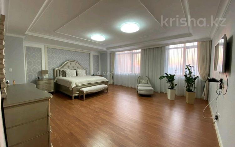 5-комнатная квартира, 250 м², 21/25 этаж, Кошкарбаева 8 за 155 млн 〒 в Нур-Султане (Астане), Алматы р-н