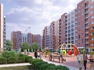 1-комнатная квартира, 29 м², 9/10 этаж, Жунисова 10 к 17 за 11.5 млн 〒 в Алматы, Наурызбайский р-н