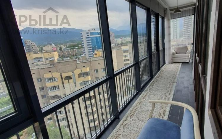 5-комнатная квартира, 168 м², 11/20 этаж, мкр Самал-2, Мкр Самал-2 33а за 99 млн 〒 в Алматы, Медеуский р-н