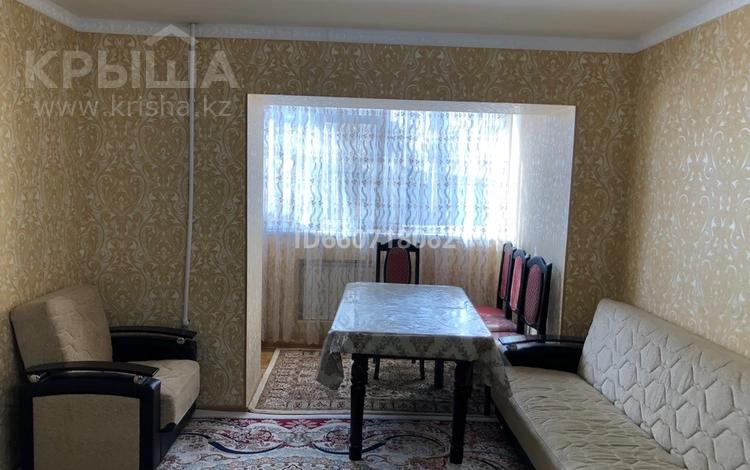4-комнатная квартира, 81 м², 1/5 этаж, Ломоносова 4 за 13 млн 〒 в Актобе, Старый город