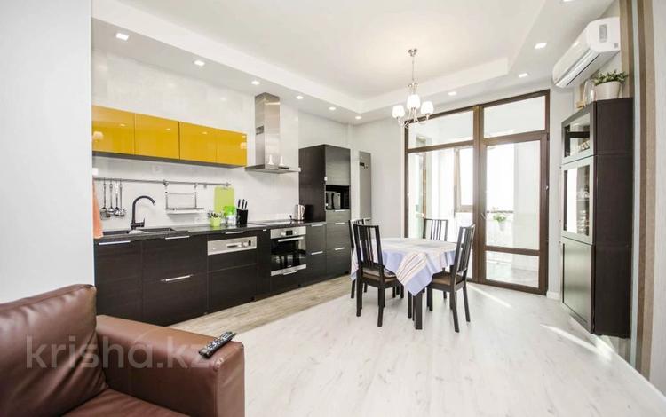 4-комнатная квартира, 89.4 м², 13/13 этаж, Варламова 33 за 43.8 млн 〒 в Алматы