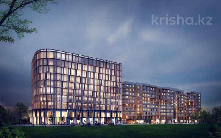 2-комнатная квартира, 63.4 м², Сейфуллина — Сатпаева за ~ 36.5 млн 〒 в Алматы