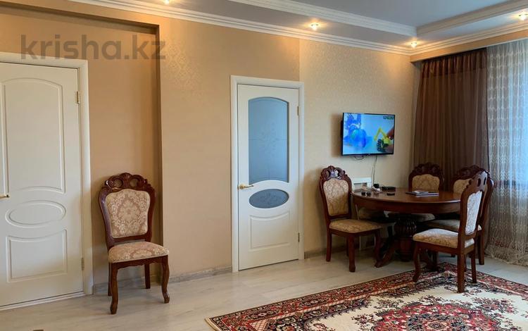 2-комнатная квартира, 54 м², 7/17 этаж, Навои — Рыскулбекова за 32 млн 〒 в Алматы, Бостандыкский р-н