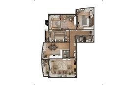 4-комнатная квартира, 119.02 м², Таумыш Жумагалиева 6 за ~ 25.6 млн 〒 в Атырау