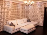2-комнатная квартира, 90 м², 6/9 этаж посуточно, мкр 5, проспект Алии Молдагуловой 13 за 9 000 〒 в Актобе, мкр 5