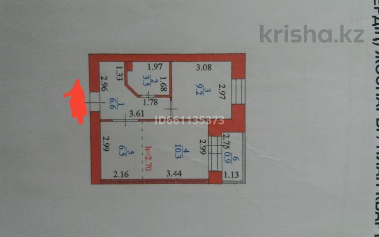 1-комнатная квартира, 37 м², 4/6 этаж, проспект Нургисы Тлендиева 50/2 за 12.1 млн 〒 в Нур-Султане (Астана), Сарыарка р-н