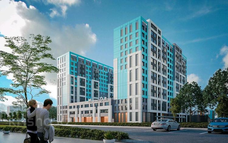 4-комнатная квартира, 126.84 м², Туран — Улы Дала за ~ 36.8 млн 〒 в Нур-Султане (Астана), Есиль р-н
