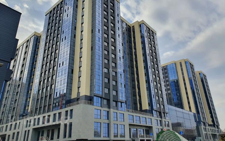 3-комнатная квартира, 107.9 м², 11/16 этаж, Гагарина проспект 124 — Абая за 43.8 млн 〒 в Алматы, Бостандыкский р-н
